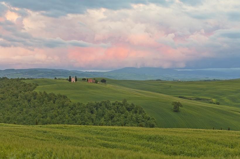 意大利托斯卡纳风景图片